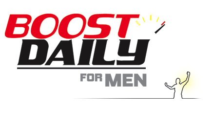 BoostDaily for Men: Boost your Manhood!