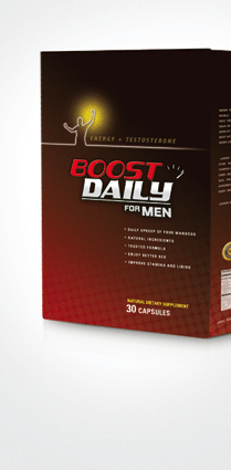 Boost Daily for Men