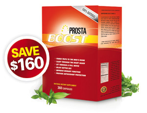 Buy 6 Months supply of ProstaBoost